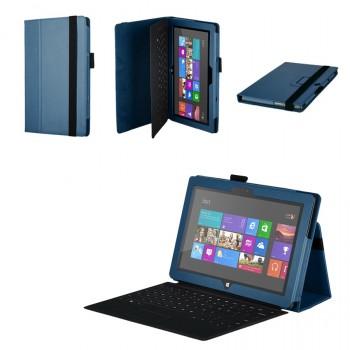 Чехол подставка серия Full Cover для Microsoft Surface Pro 2 Синий