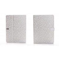 Чехол подставка серия Flasing Diamond для Samsung Galaxy Tab Pro 10.1 Серый