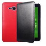 Кожаный чехол подставка серия Full Wallet для Samsung Galaxy Tab 3 Lite 7.0