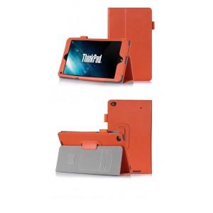 Чехол подставка с внутренними отсеками серия Full Cover для Lenovo ThinkPad 8