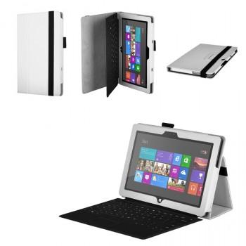 Чехол подставка серия Full Cover для Microsoft Surface Pro 2 Белый