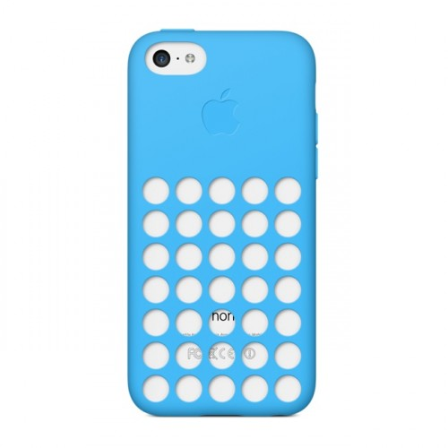 Оригинальный силиконовый чехол Apple для Iphone 5c