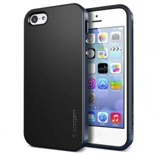 Оригинальный премиум чехол силикон/поликарбонат для Iphone 5c Белый