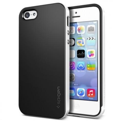 Оригинальный премиум чехол силикон/поликарбонат для Iphone 5c