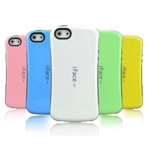 Силиконовый чехол серия Waist для Iphone 5c