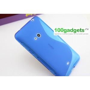 Силиконовый чехол S для Nokia Lumia 625