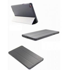 Чехол флип подставка сегментарный для Lenovo ThinkPad 8 Черный