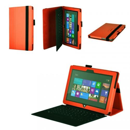 Чехол подставка серия Full Cover для Microsoft Surface Pro 2 Фиолетовый