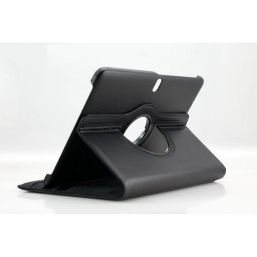 Чехол подставка роторный для Samsung Galaxy Tab Pro 10.1 Черный