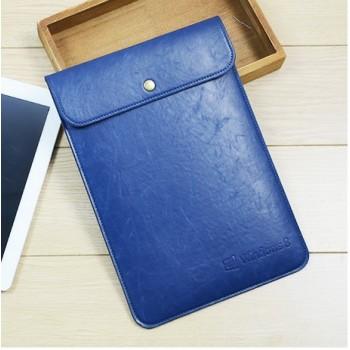 Кожаный мешок с заклепкой для Microsoft Surface 2 Синий