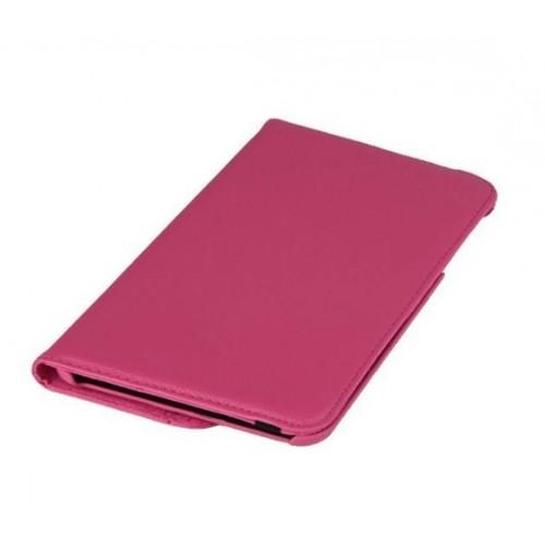 Чехол подставка роторный для Samsung Galaxy Tab 4 8.0 Красный