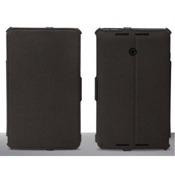 Чехол подставка текстурный для ASUS VivoTab Note 8 Черный