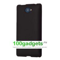 Силиконовый чехол черный для HTC Windows Phone 8S