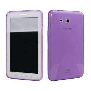 Силиконовый чехол X для Samsung Galaxy Tab 3 Lite 7.0