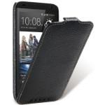 Кожаный чехол вертикальная книжка для HTC Desire 601