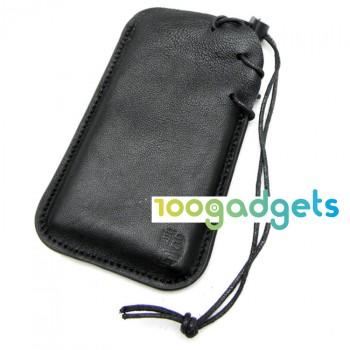 Кожаный мешок с ремнем-затяжкой для Nokia Lumia 1020
