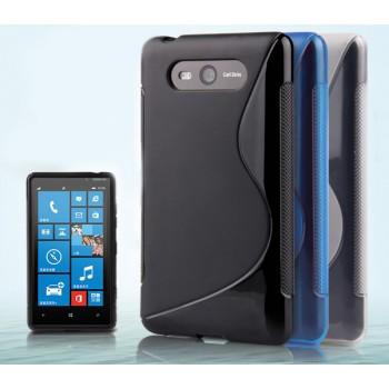 Силиконовый чехол серия S для Nokia Lumia 820