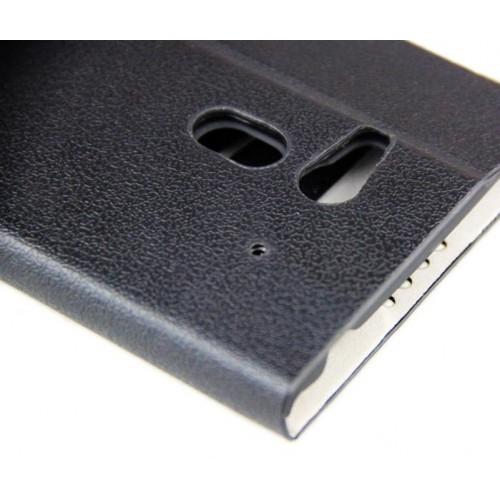 Чехол флип подставка для Acer Liquid Z5 Черный
