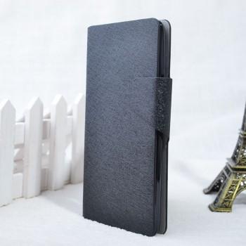 Чехол портмоне подставка для Acer Liquid Z5 Черный