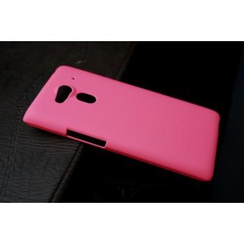 Пластиковый чехол для Acer Liquid Z5 Розовый