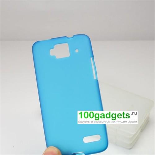 Силиконовый чехол для Alcatel One Touch Idol Mini