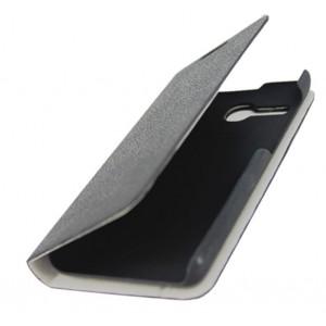 Чехол флип подставка для Alcatel One Touch Idol S