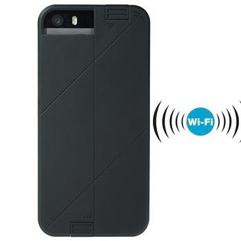 Эксклюзивный пластиковый чехол усилитель WiFi сигнала серия Connect Boost для Iphone 5s/SE