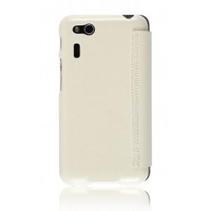 Чехол флип Phone Cover для Asus PadFone mini 4.3 Белый
