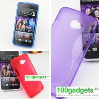 Силиконовый чехол S для HTC Butterfly S