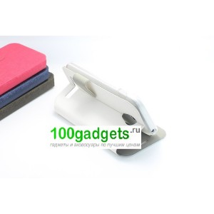 Чехол флип подставка текстурный для FLY IQ4404 SPARK