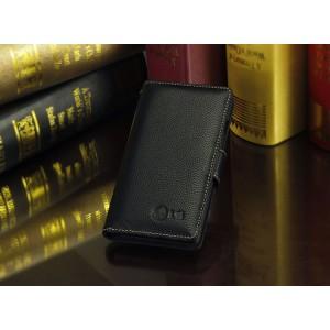 Кожаный чехол портмоне (нат. кожа) для LG Optimus G2