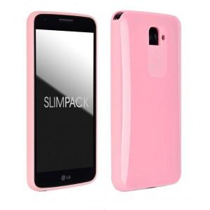 Силиконовый премиум чехол серия Ergonomic для LG Optimus G2