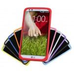 Силиконовый чехол софт тач премиум для LG Optimus G2