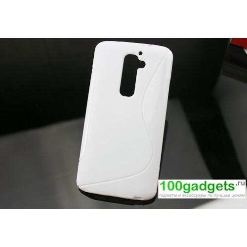 Силиконовый чехол S для LG Optimus G2