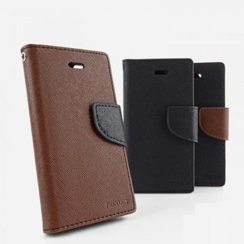 Чехол кожаный книжка горизонтальная для LG Optimus G Pro E988