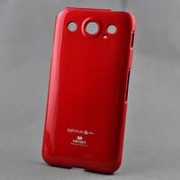 Чехол силиконовый премиум для LG Optimus G Pro E988 Красный
