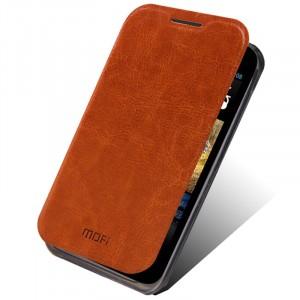 Чехол флип подставка водоотталкивающий для HTC Desire 310