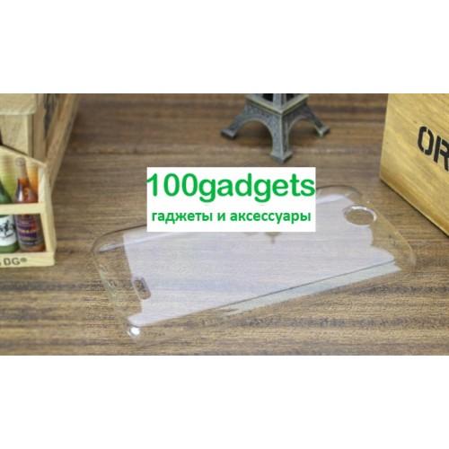 Пластиковый транспарентный чехол для HTC Desire 310