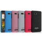 Пластиковый матовый чехол для HTC Desire 400 Dual SIM