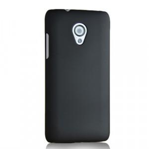 Пластиковый чехол для HTC Desire 700 Черный