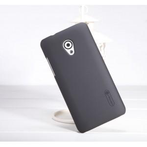 Пластиковый матовый премиум чехол для HTC Desire 700