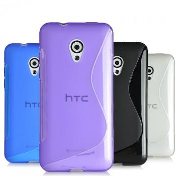 Силиконовый чехол S для HTC Desire 700