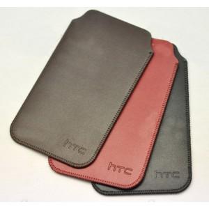Кожаный мешок для HTC Desire 816