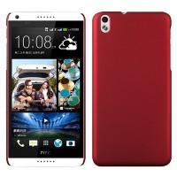 Пластиковый чехол для HTC Desire 816 Красный