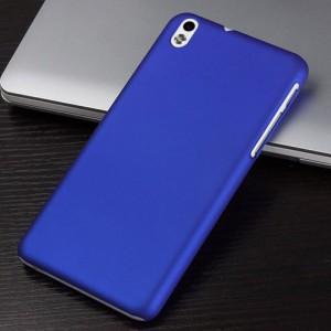 Пластиковый чехол для HTC Desire 816 Синий