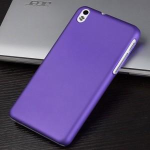 Пластиковый чехол для HTC Desire 816 Фиолетовый