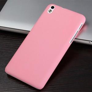 Пластиковый чехол для HTC Desire 816 Розовый