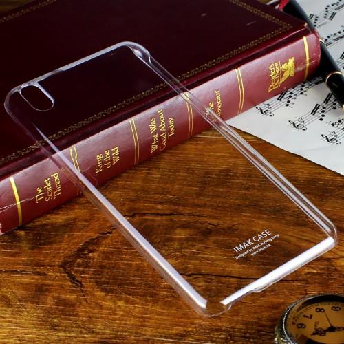 Пластиковый транспарентный чехол для HTC Desire 816
