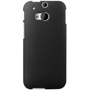 Пластиковый чехол для HTC One 2 Черный