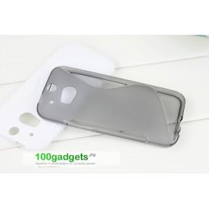 Силиконовый чехол S для HTC One 2